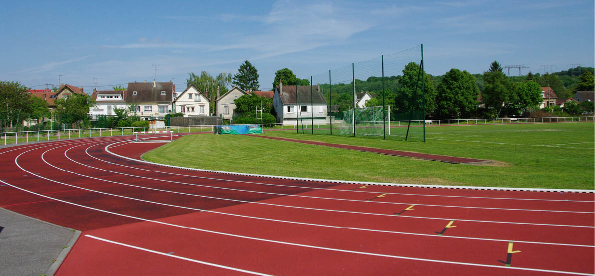 Equipements sportifs de l'Oise