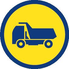 logo medinger location de matériel travaux public gros oeuvre