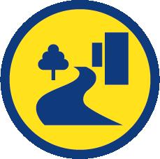 logo medinger Voirie travaux public gros oeuvre